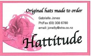 8. Hattitude