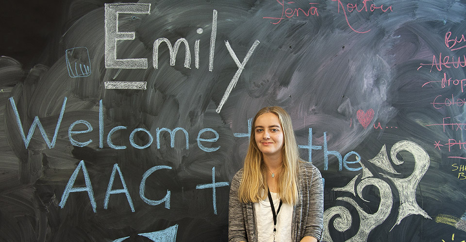 Emily for News Page