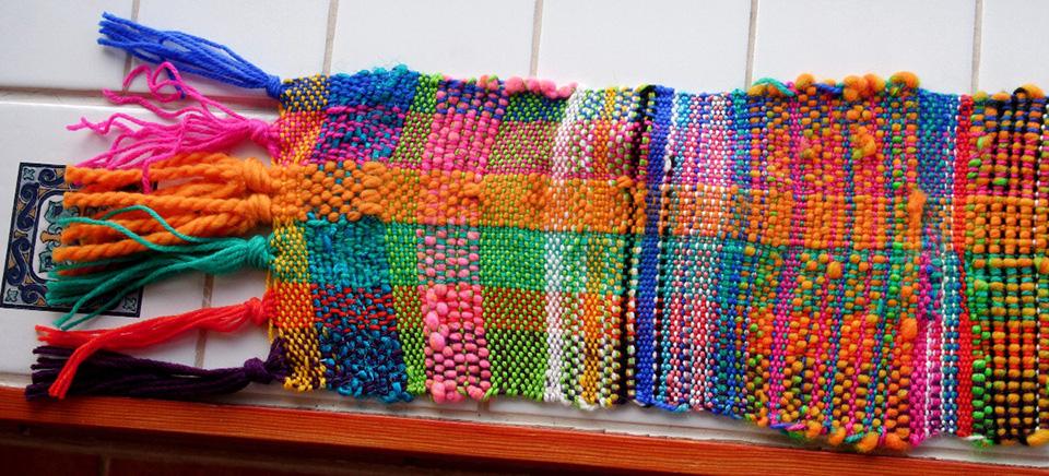 weaving event main