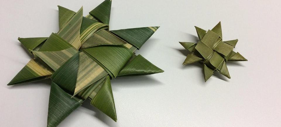 Matariki star weaving main