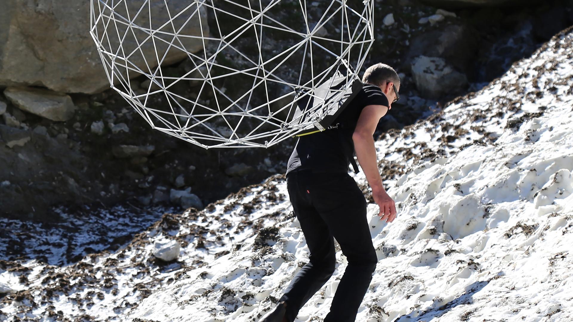 2019_A walk in the Alps (Axis Mundi) Main
