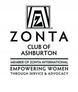 Zonta Club Logo_Vertical_BW_ASHBURTON